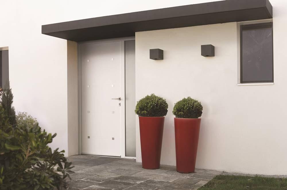 porte d 39 entr e menuiserie peau du cens senand. Black Bedroom Furniture Sets. Home Design Ideas