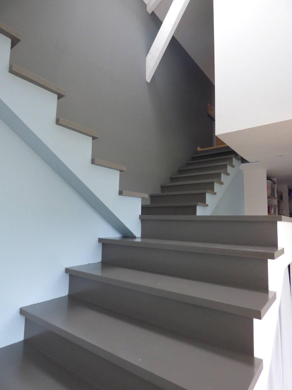 escalier menuiserie peau du cens senand. Black Bedroom Furniture Sets. Home Design Ideas